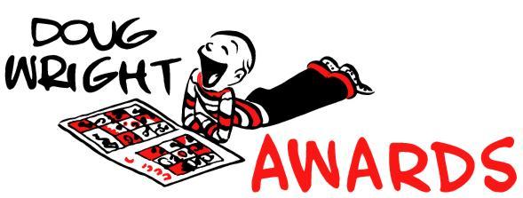 Doug Wright Awards Logo