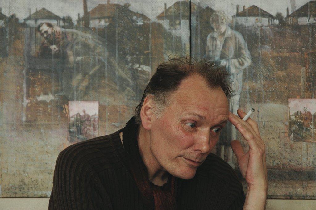 Martin Vaughan James